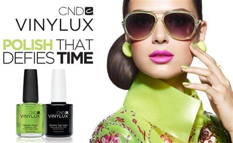CND Vinylux Nagellak