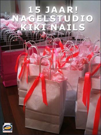 15 Jaar Nagelstudio KiKi Nails Rotterdam Slot