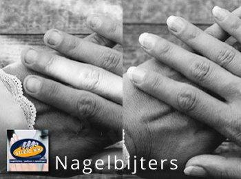 voorbeelden nagelbijters