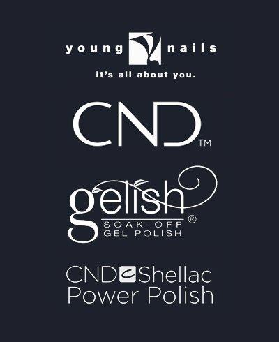 logos nails